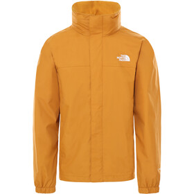 The North Face Resolve 2 Chaqueta Hombre, citrine yellow